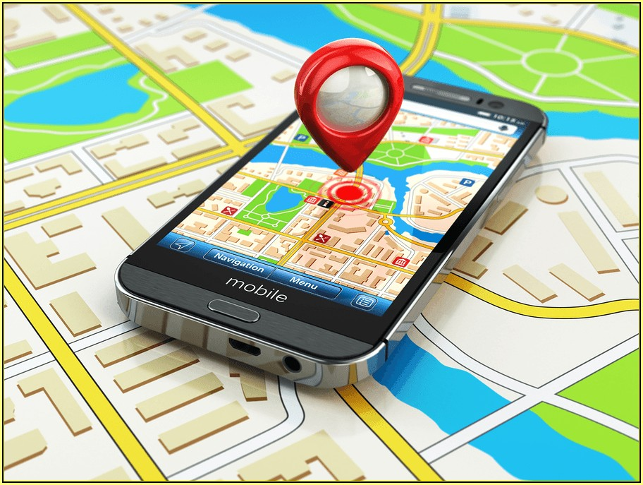 Google Maps Gps Device Only
