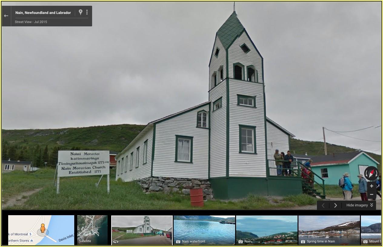 Google Maps Toronto Ontario Street View