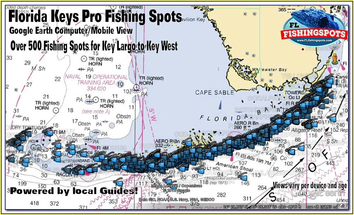Gps Fishing Maps App