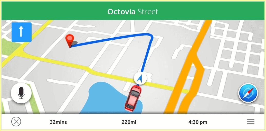 Gps Map Making App