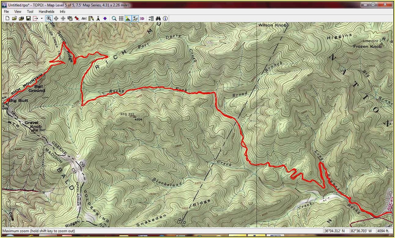 Gps Map Making Software