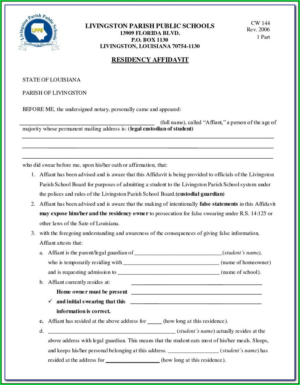 Guardianship Forms Indiana