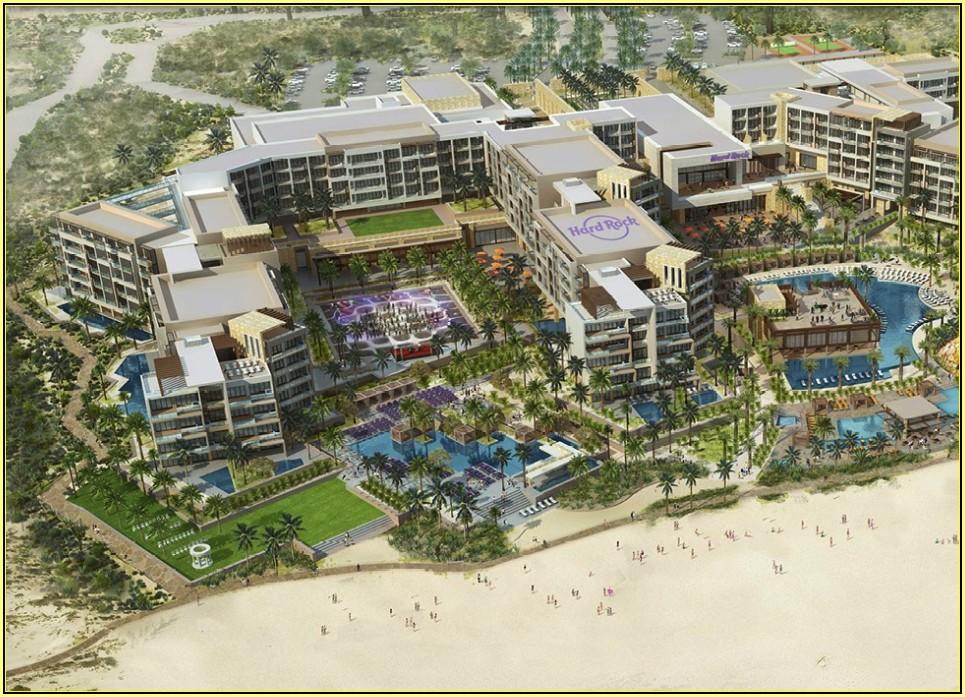 Hard Rock Hotel Cabo San Lucas Map