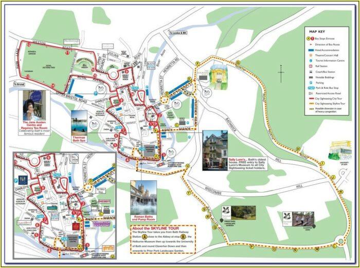 Hop On Hop Off Prague Maps