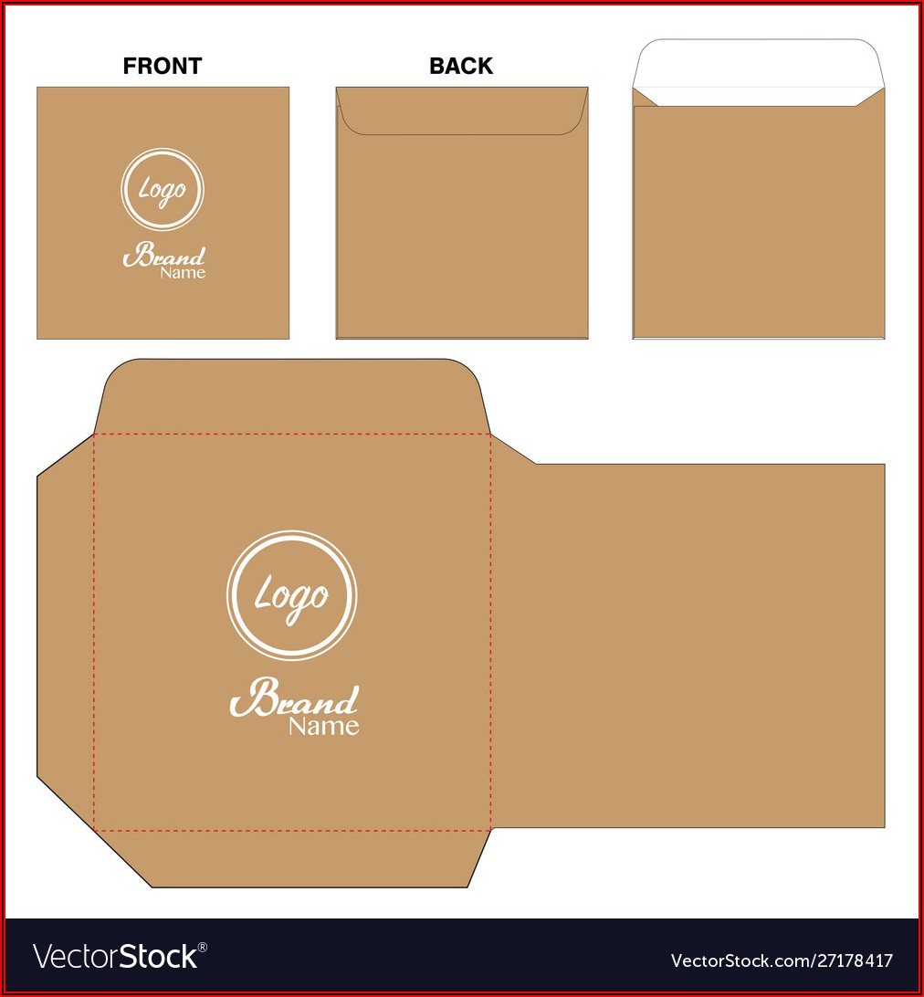 Hotel Key Card Holder Template Free