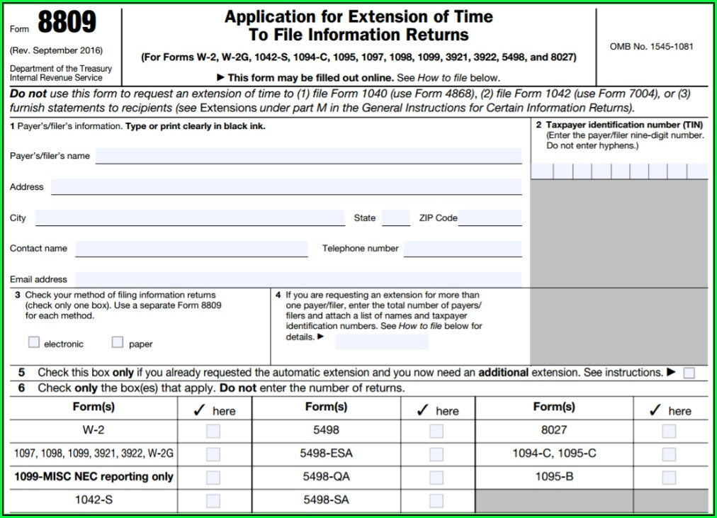 Irs Forms 1099 Misc Ordering