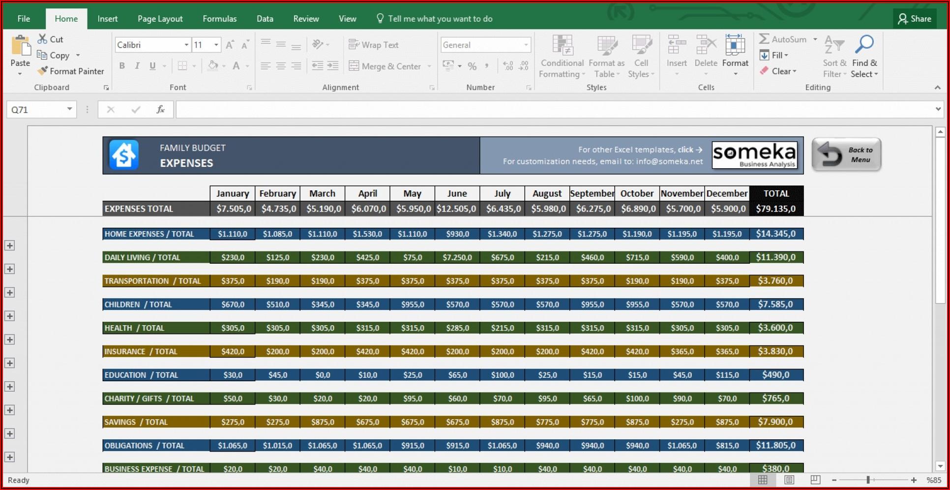 Microsoft Office Invoice Template Free