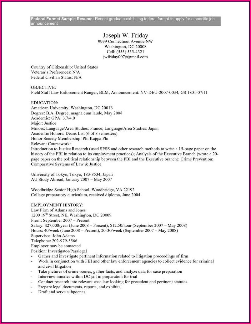 Military Spouse Resume Builder