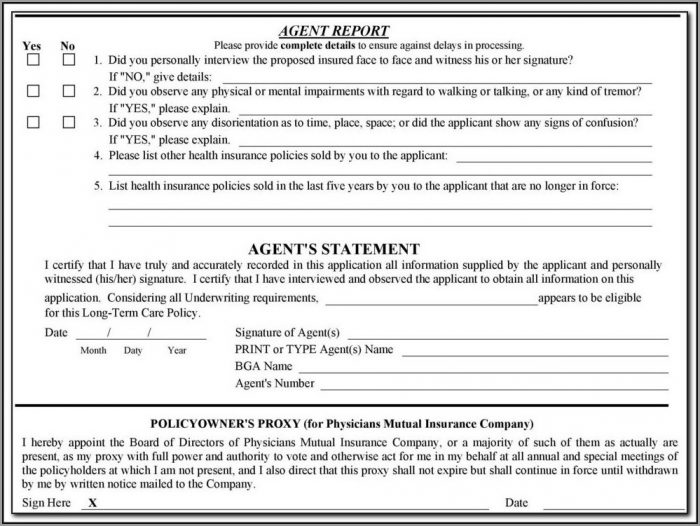 Mutual Of Omaha Life Insurance Surrender Form