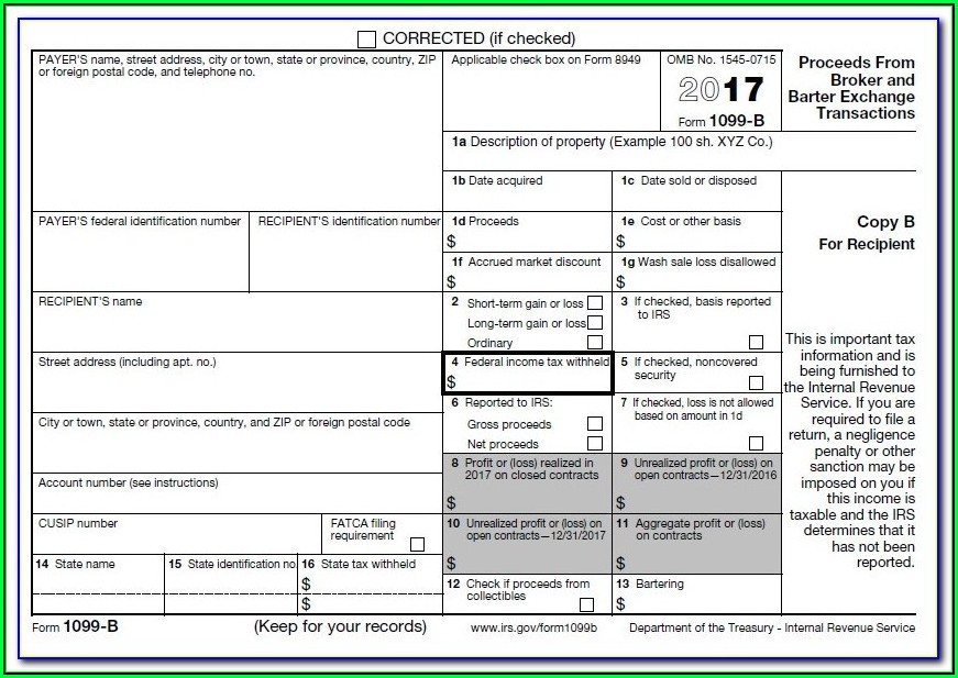 Nj 1099 Form Download