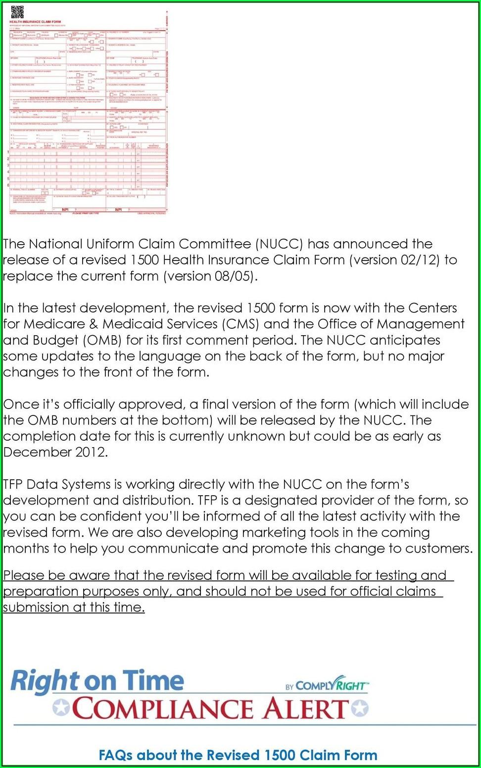 Nucc Org Images Stories Pdf 1500 Claim Form Instruction Manual 2012