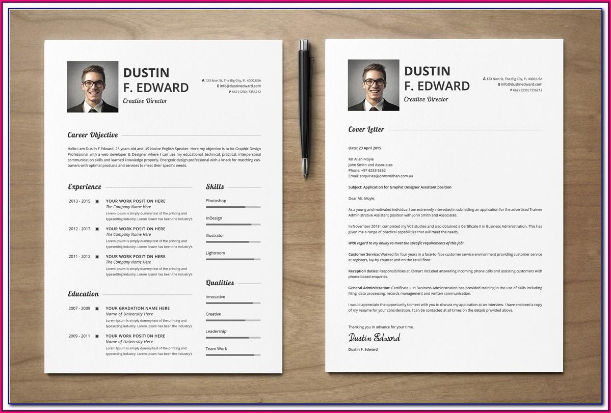 Premium Resume Templates Word