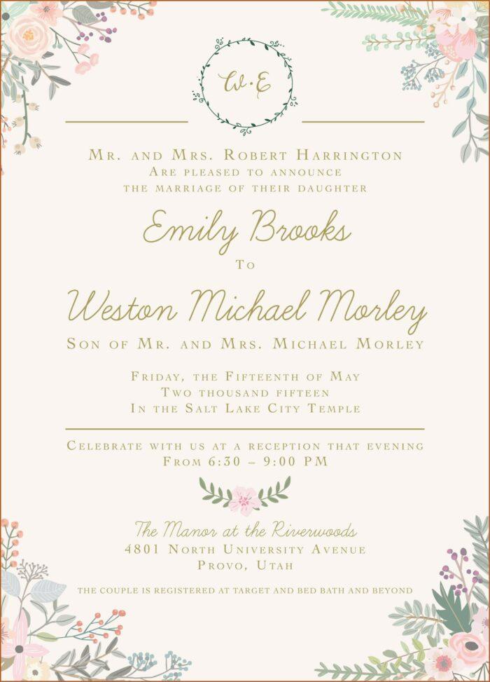 Etsy Invitation Maker