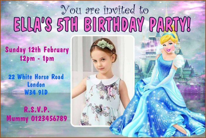 First Birthday Invitation Templates Online