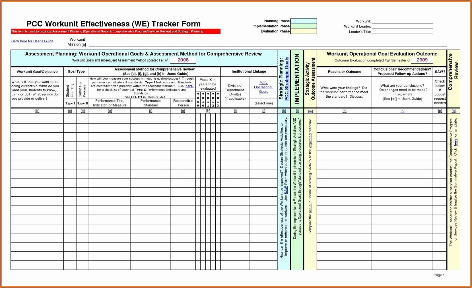Free Daily Expense Tracker Excel Template