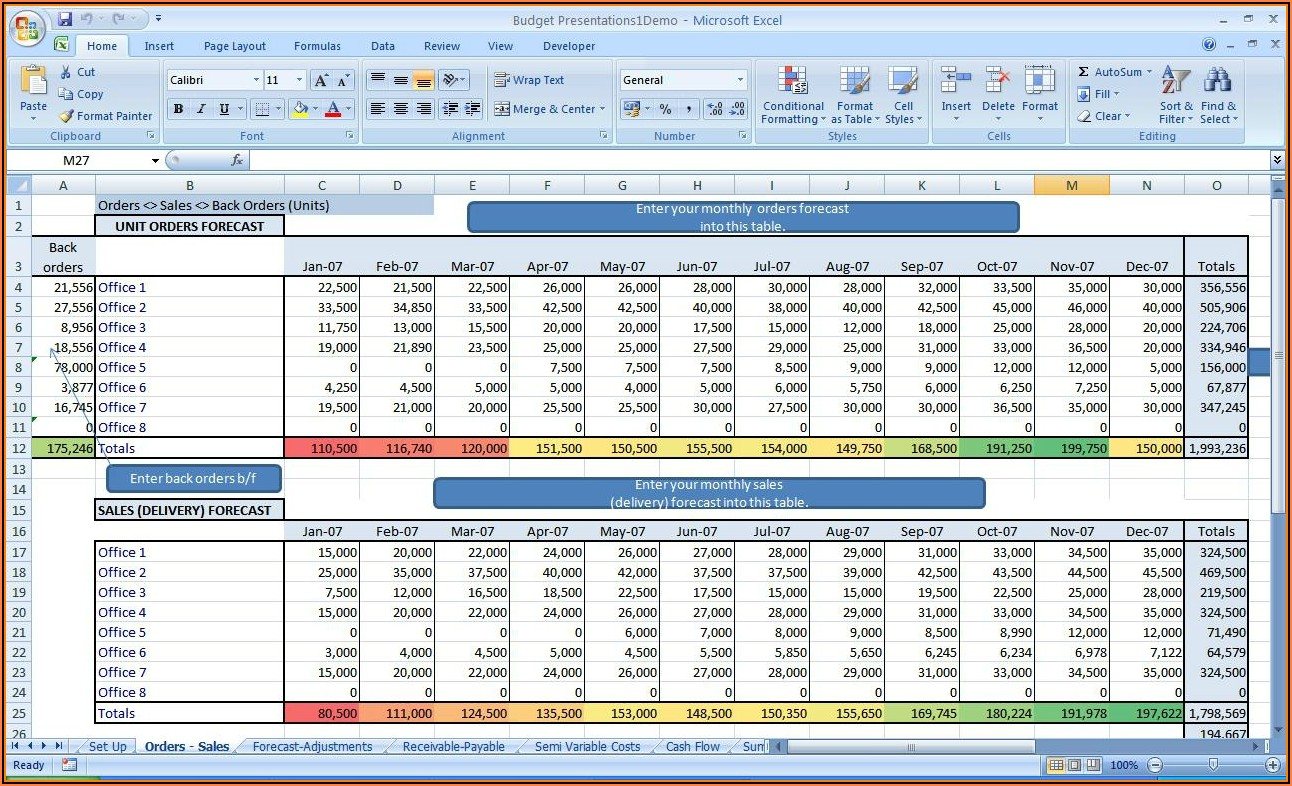 Free Excel Accounting Templates Download Uk