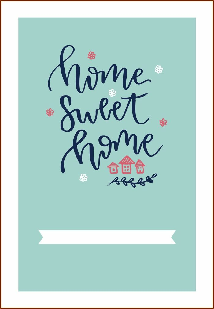 Free Housewarming Invitation Templates