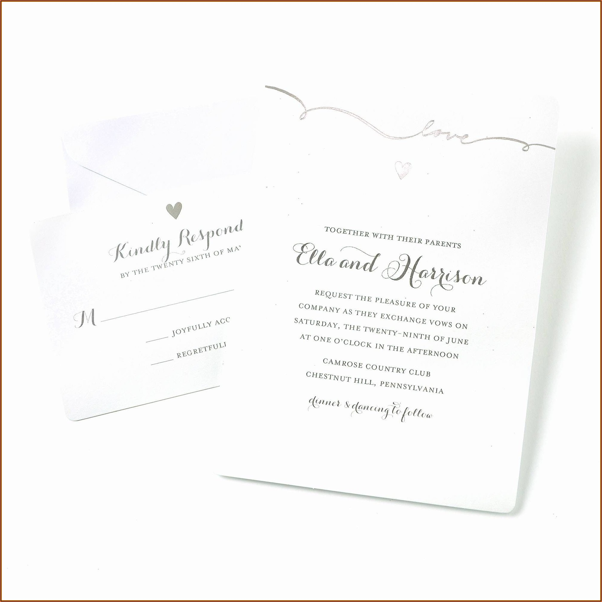 Gartner Studios Pearl Ivory Place Cards Template