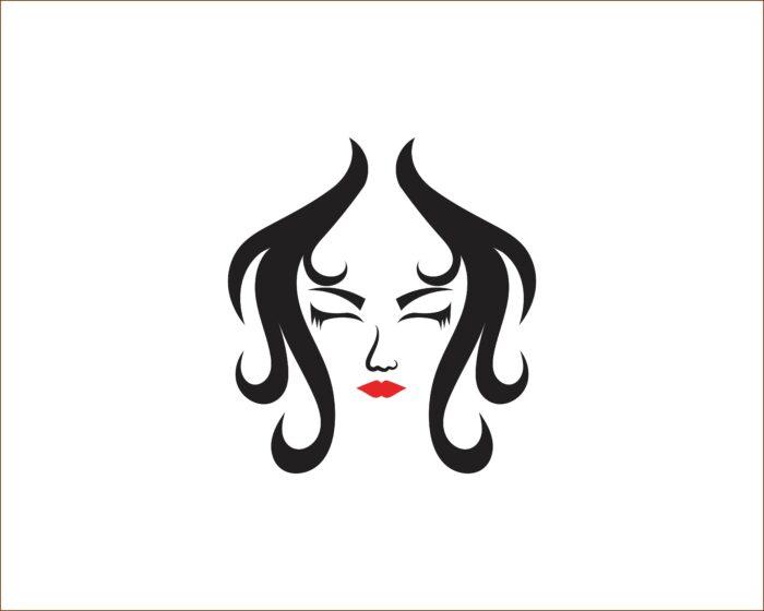 Hair Salon Logo Templates Free
