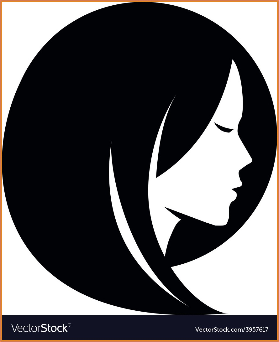 Hair Salon Logos Templates