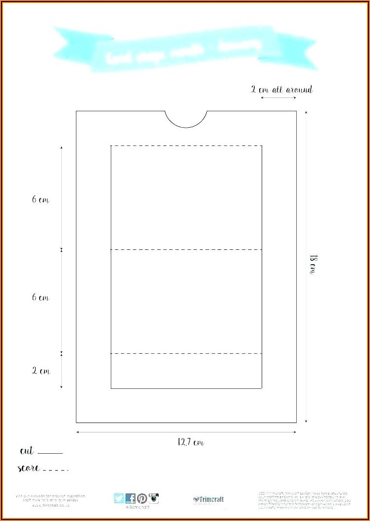 Hanging File Folder Tab Template