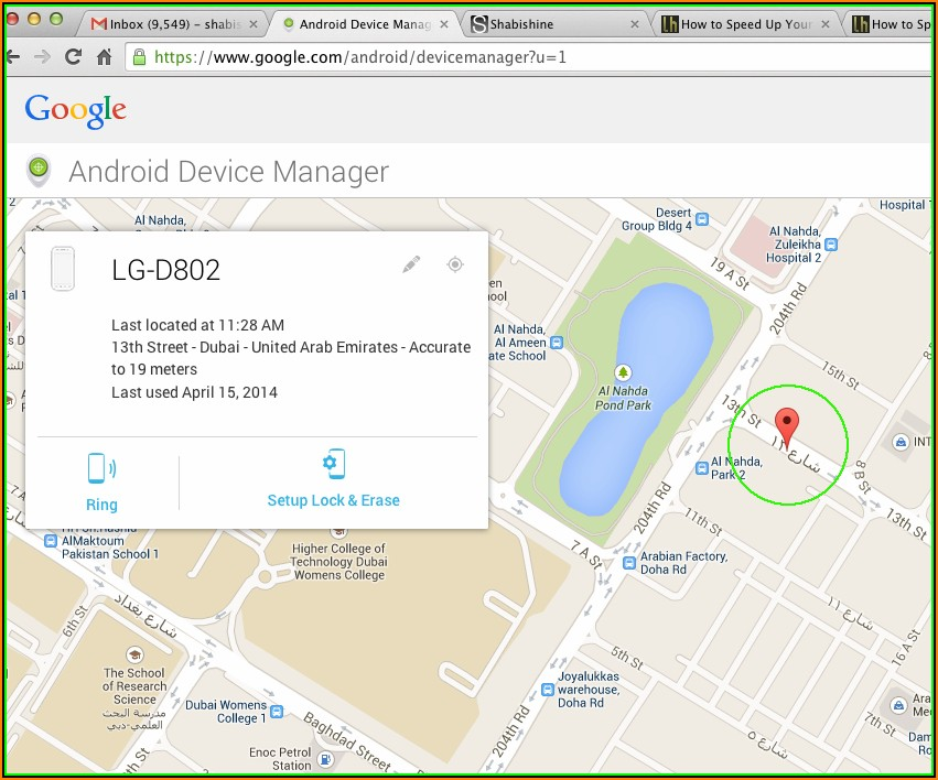 How To Track A Phone With Google Maps