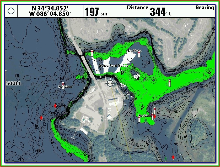 Humminbird Lake Maps