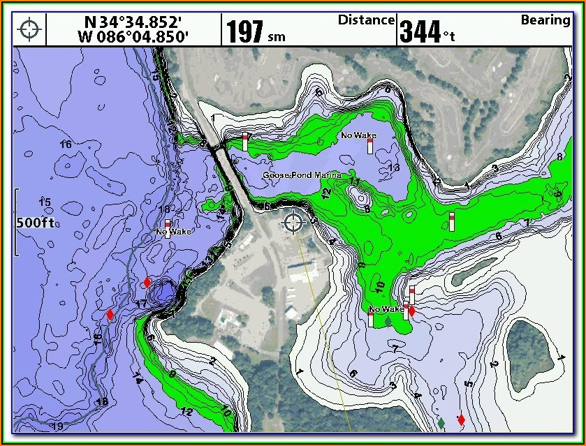 Humminbird Lakemaster Maps