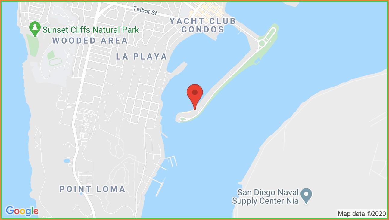 Kona Resort Map