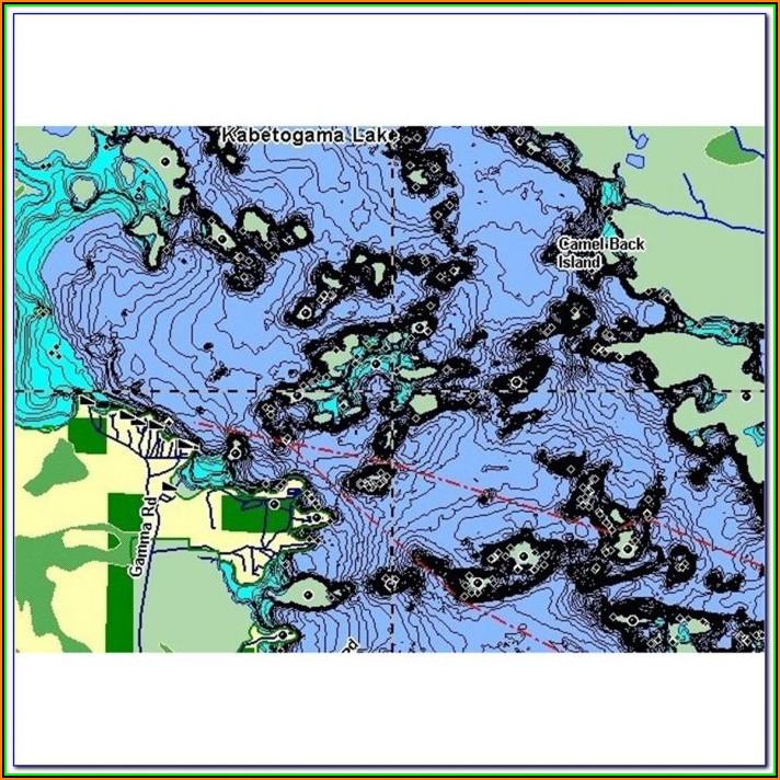 Lakemaster Lake Maps
