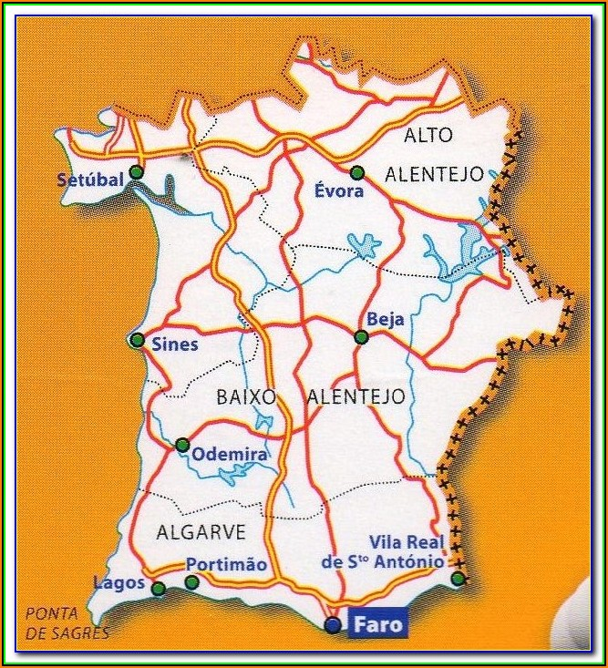 Michelin Spain Map 572