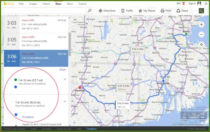 Msn Maps And Directions Uk