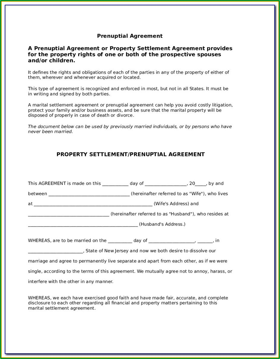 Premarital Counseling Form Tennessee