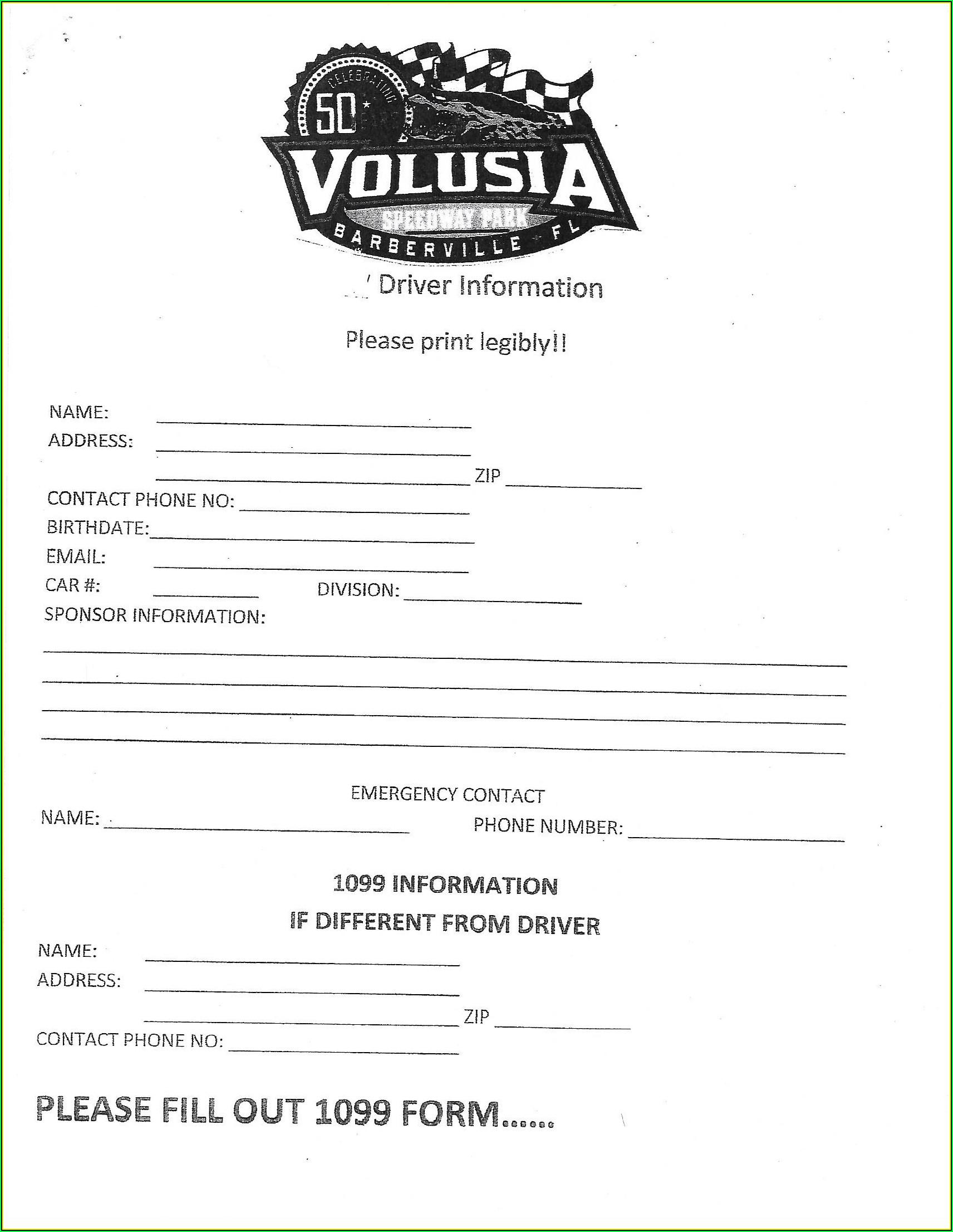 Printable 1099 Forms