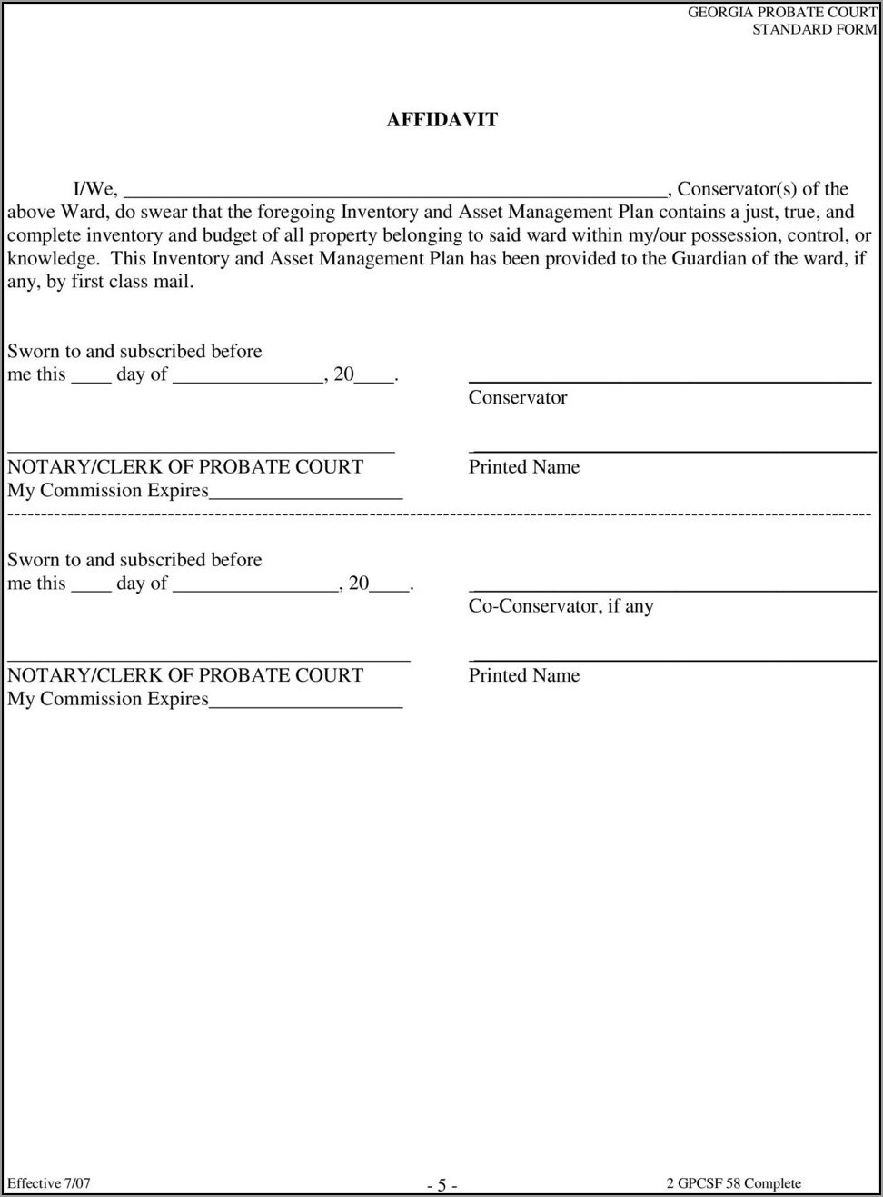 Shelby County Probate Court Forms
