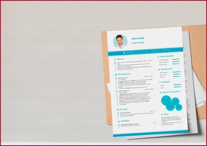Simple Resume Builder Online Free