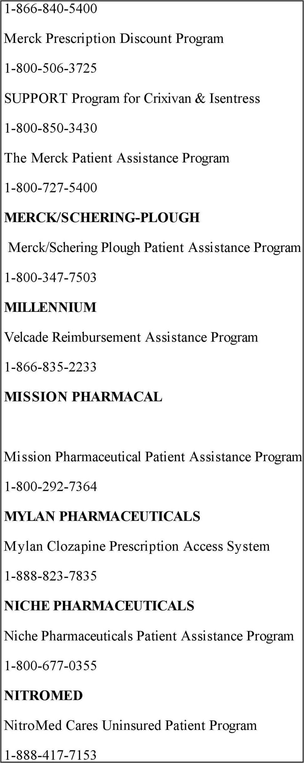 Suboxone Patient Assistance Application