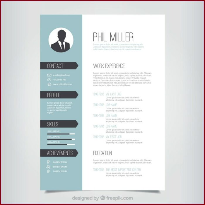 Top 10 Free Resume Templates