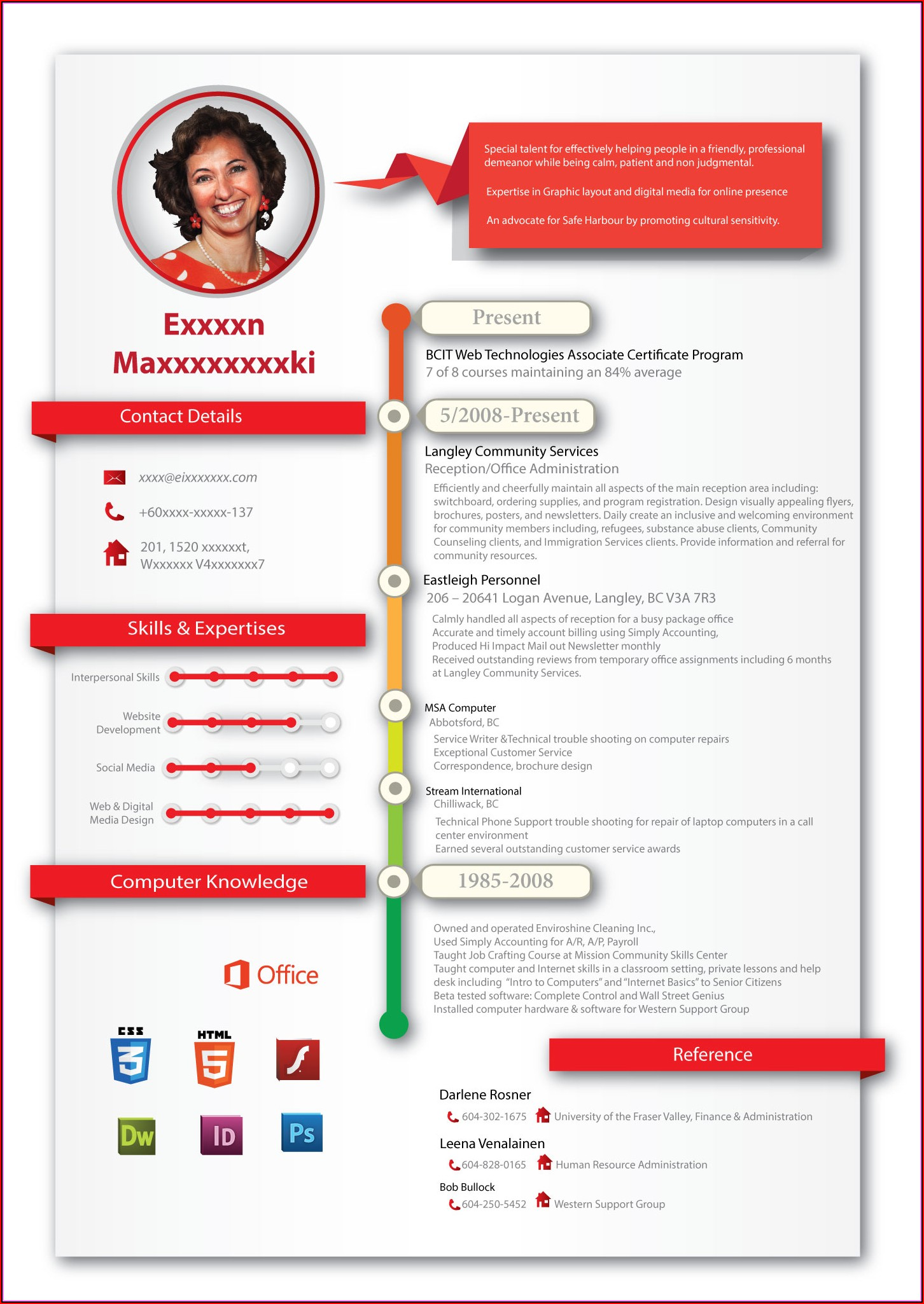 Top 10 Resume Format Download