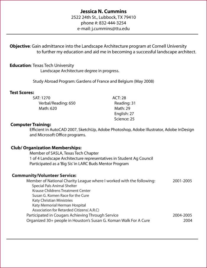 Where Can I Get Help To Make A Resume