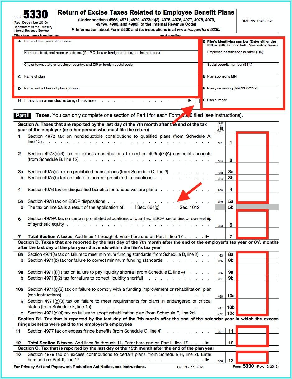 401k Enrollment Form Examples