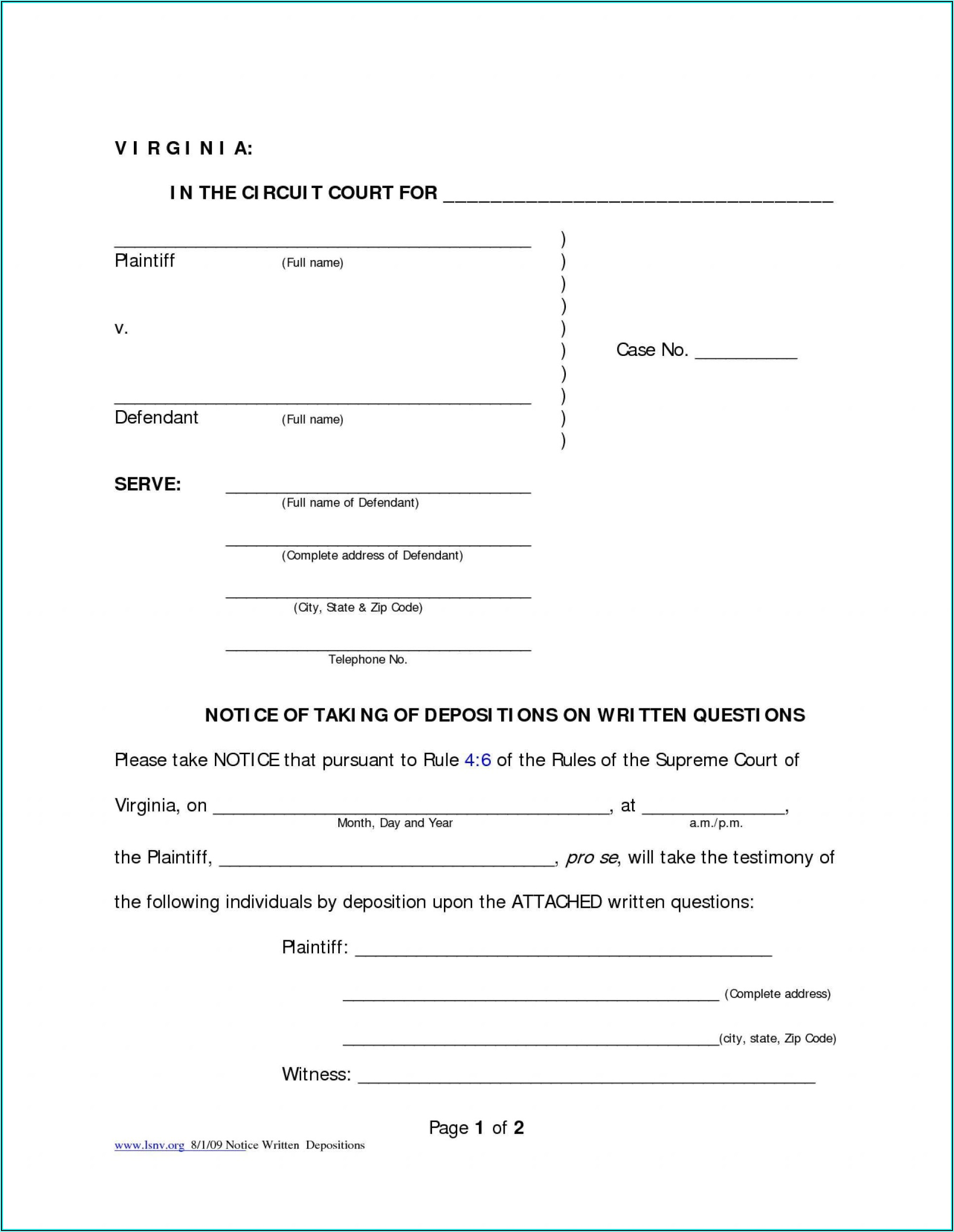 Eeoc Complaint Forms Free