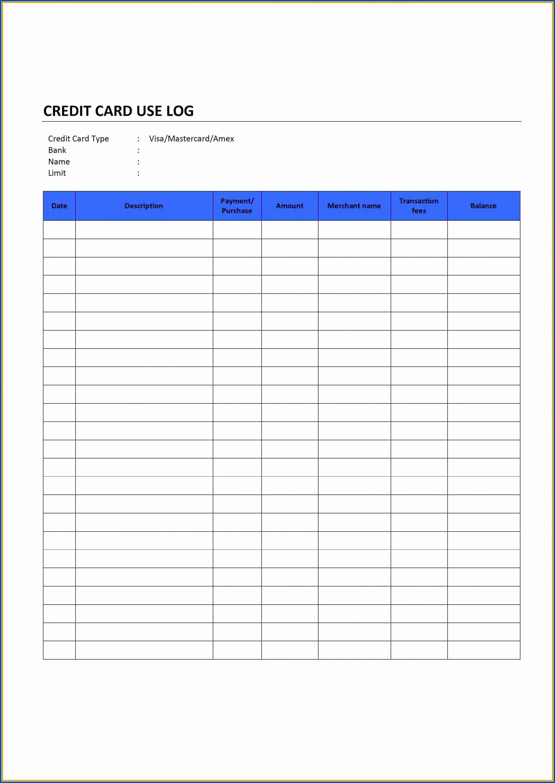 Free Printable Blank Newsletter Templates