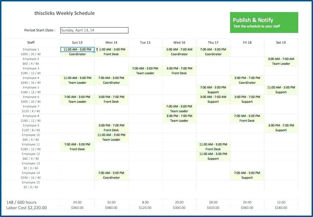 Gantt Chart Monthly Template Excel Free