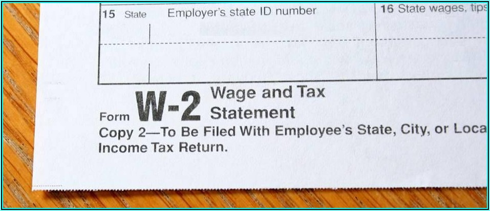 How To Get W2 Form Online From Previous Employer