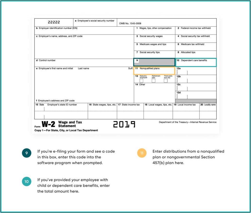 How To Get W2 Forms From Past Employers