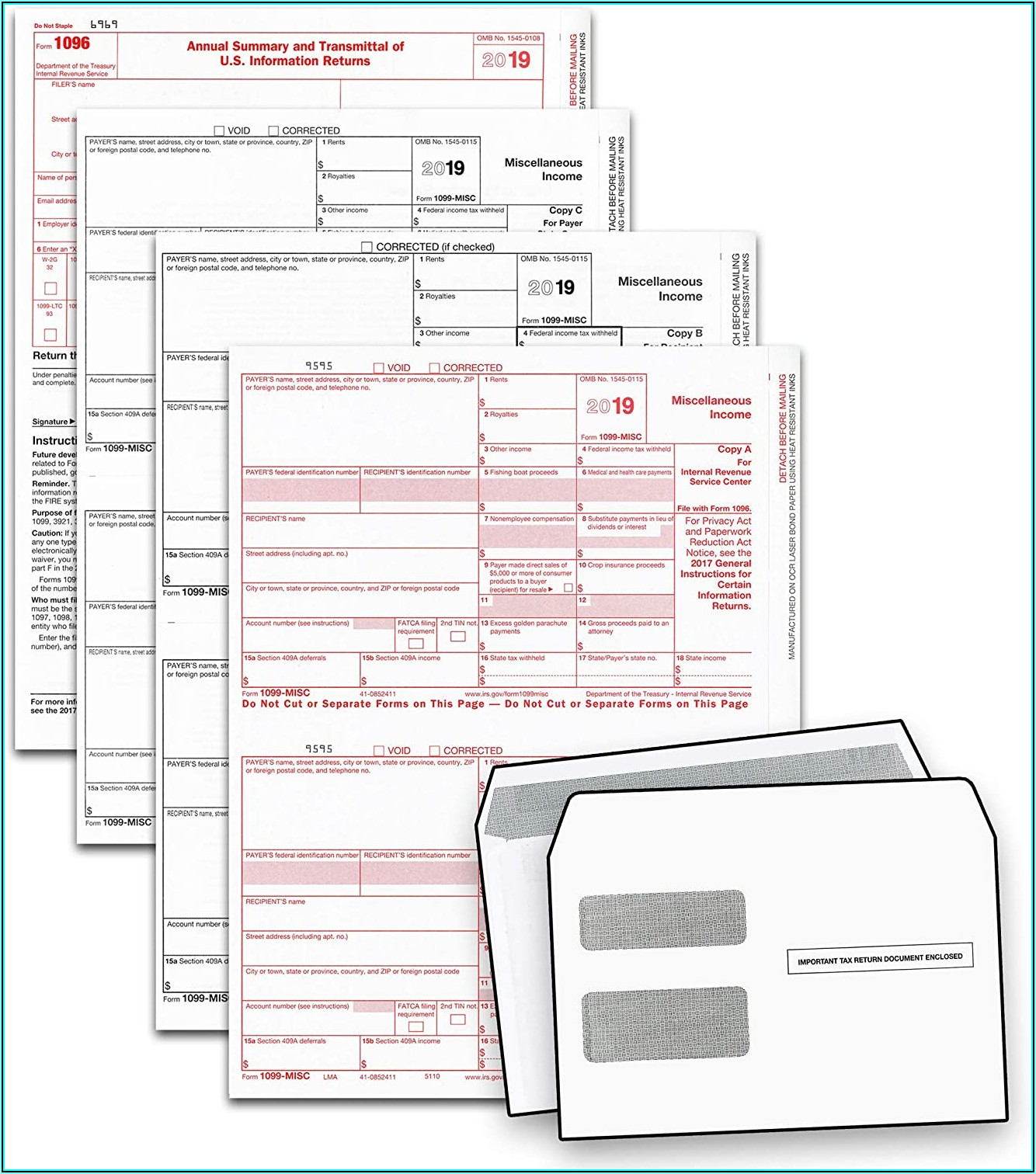 Irs 1099 Forms 2016 Order