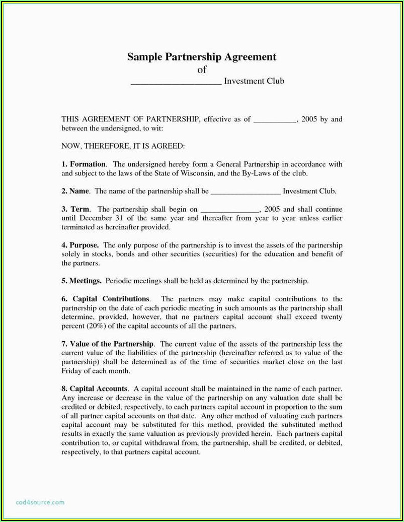 Llc Buyout Agreement Template