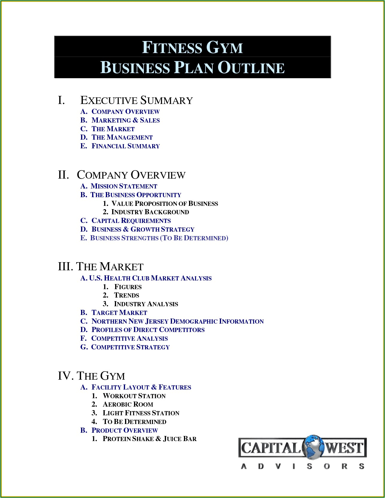 Nonprofit Marketing Plan Template Free
