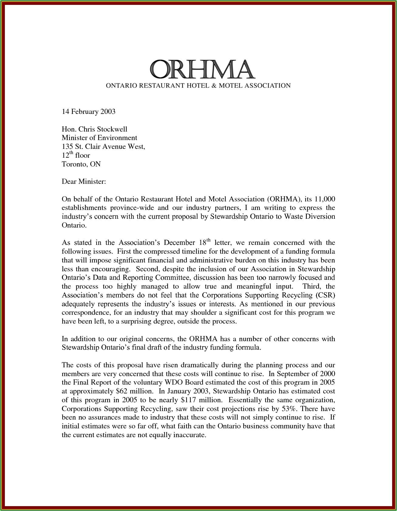 Offering Memorandum Indesign Template